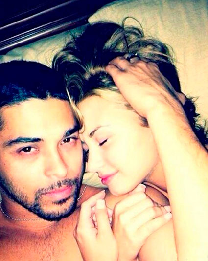 Demi Lovato and Wilmer Vanderrama naked nude pics leak? - Images - Sugarscape.com