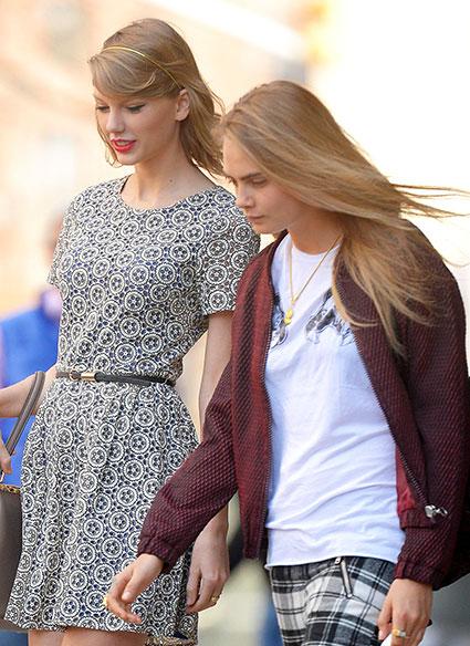 Taylor and Cara