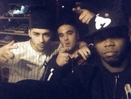 Naughty Boy talks working with Zayn Malik on the new One Direction ...