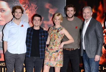 Josh Hutcherson and Liam Hemsworth discuss Peeta and Gale's changes in Mockingjay - Images - Sugarscape.com