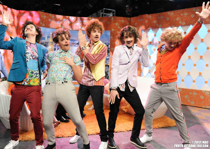 One Direction set to perform on Saturday Night Live next month - One Direction images - sugarscape.com