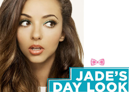 little mix collection make up how to jade thirlwall 39 s step by step tutorial on recreating her. Black Bedroom Furniture Sets. Home Design Ideas