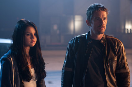 Selena Gomez in the getaway - selena gomez images - sugarscape.com