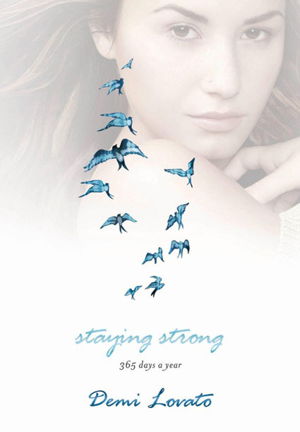 Demi Lovato Staying Strong 365 Days a Year cover - Demi Lovato images - sugarscape.com