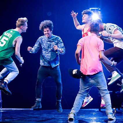 X Factor bootcamp kingsland judges houses