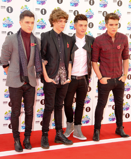 Union J Teen Awards - Union J images - sugarscape.com