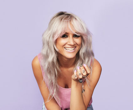 Lou Tesdale talks styling One Direction's hair. 1D images - sugarscape.com