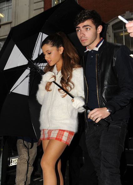 Ntahn Sykes and Ariana Grande - Nathan Sykes and Ariana Grande images - sugarscape.com