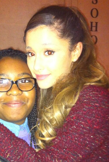 Ariana Grande without ExtensionsAriana Grande Without Extensions