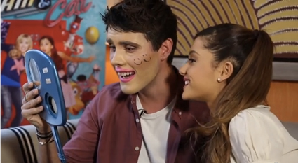 Alfie and Ariana