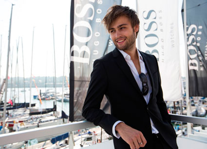 Taylor Swfit goes on a 'secret date' with Douglas Booth in London? - Douglas Booth images - sugarscape.com