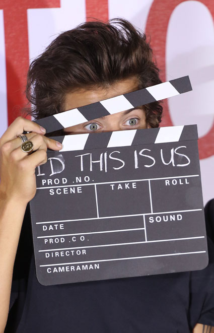 One Direction at This IOs Us London photocall
