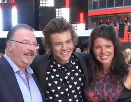 Harry Styles mum stepdad