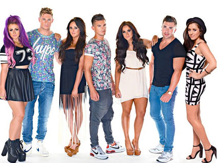 Geordie Shore new cast