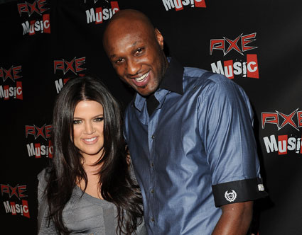"Lamar Odom's dad: ""The Kardashians have been a curse on Lamar"" - Khloe Kardashian images - sugarscape.com"