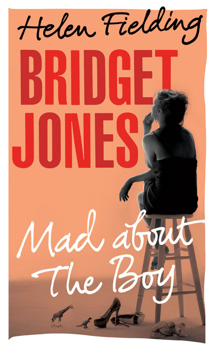 Bridget Jones Mad About The Boy cover reveal