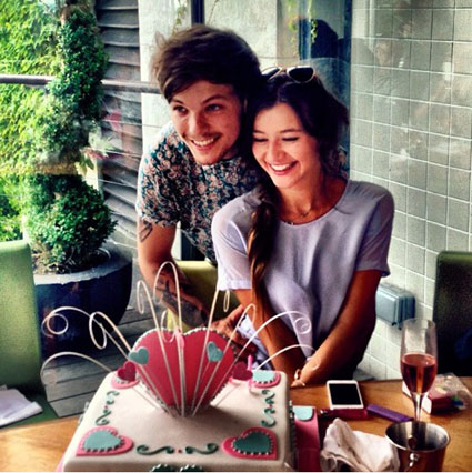 eleanor calder 21 birthday louis