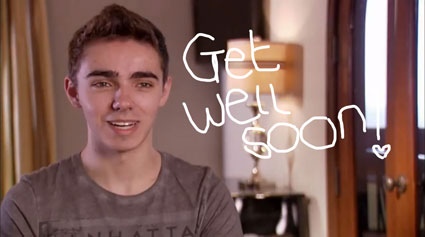 The Wanted s Nathan Sykes Reportedly Dating Ariana Grande