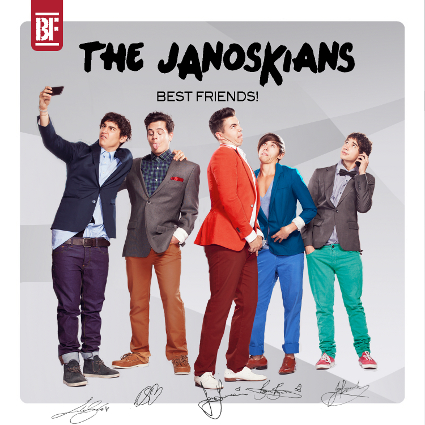 ... Janoskians spoof One Direction in brand new Best Friends parody cover