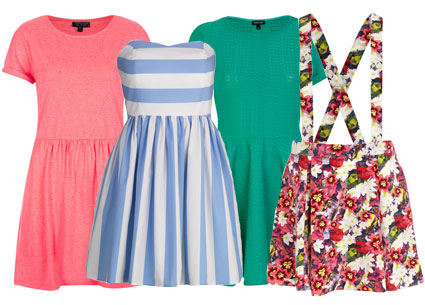 Spring Dress Trends For 2013