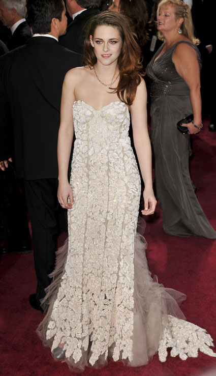 Week's Best Dressed: Oscars and red carpet with Jennifer Lawrence, Kristen Stewart, Lily Collins and Selena Gomez