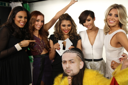 the saturdays get number 1 for What About Us with Sean Paul