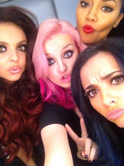 little mix new hair