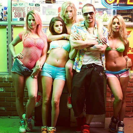 spring breakers new snaps