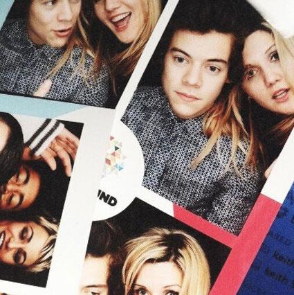 Harry Styles Annual 2013 (Hardback)