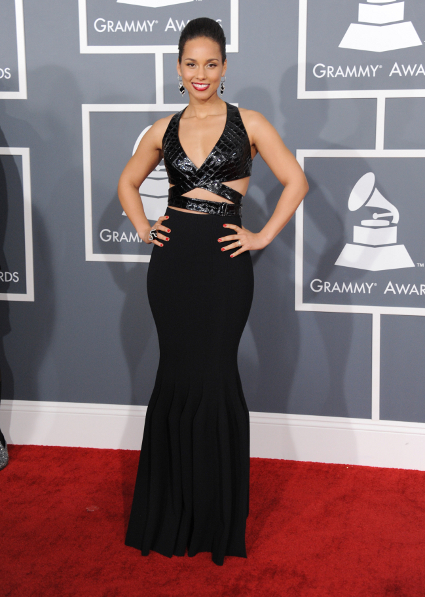 Katy Perry, J-Lo, Taylor Swift, Alicia Keys, Kelly Rowland and more celebs bare boobs after bum and sideboob Grammy ban - pics