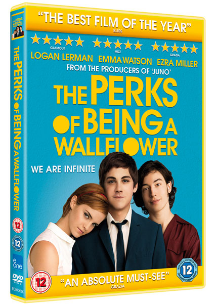 The Perks of Being a Wallflower author and movie director Stephen Chbosky talks sequels, movies, Emma Watson, Logan Lerman and Ezra Miller