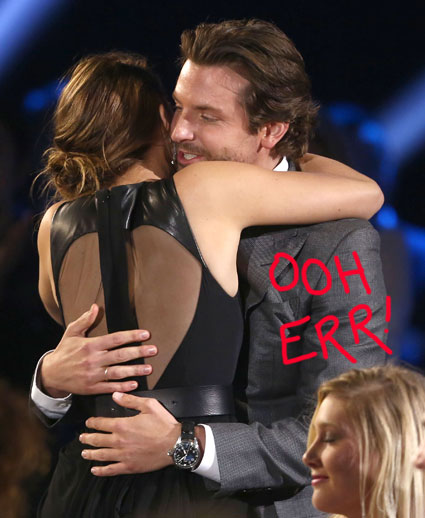 Bradley Cooper snogging Jennifer Lawrence and other things we'd like to happen at the 2013 Oscars - 85th Academy Awards