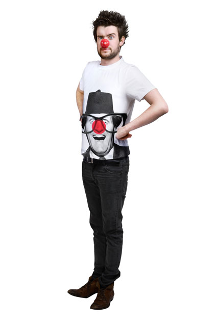 jack whitehall comic relief red nose day