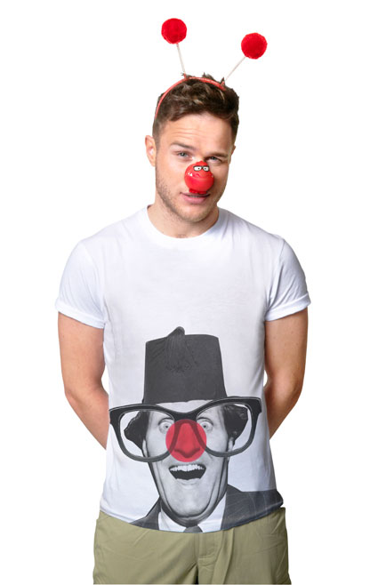 olly murs comic relief red nose day