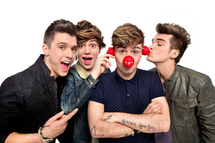 union j red nose day comic relief