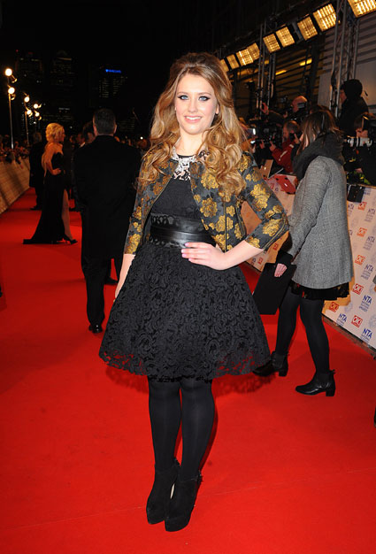 ella henderson national television awards ntas