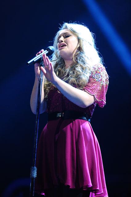 ella henderson ntas 2013 performance