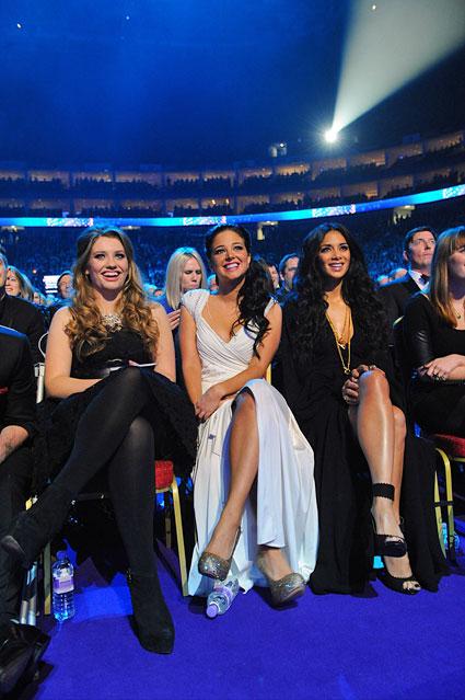 ella henderson national television awards nicole scherzinger tulisa ntas