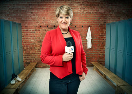clare balding sports whats your goal