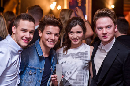 liam payne and louis tomlinson and eleanor calder conor maynard