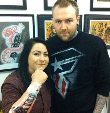 kevin paul and lucy spraggan