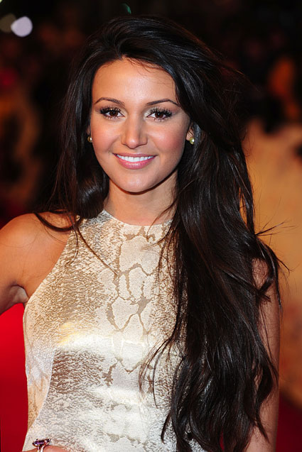 michelle keegan national television awards