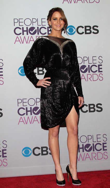 jennifer lawrence peoples choice awards