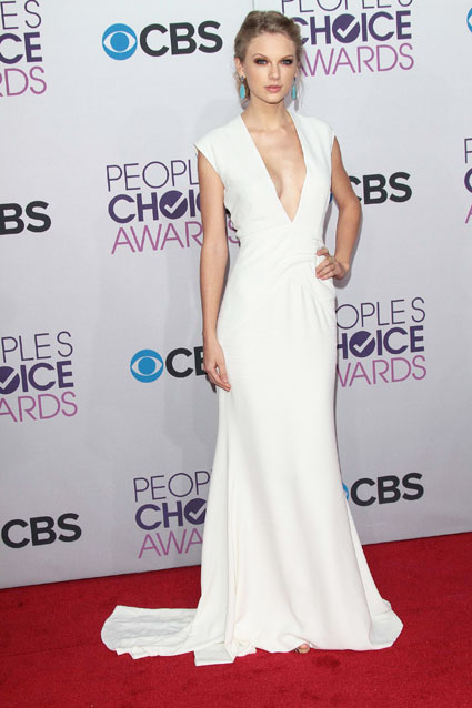 taylor swift people's choice awards