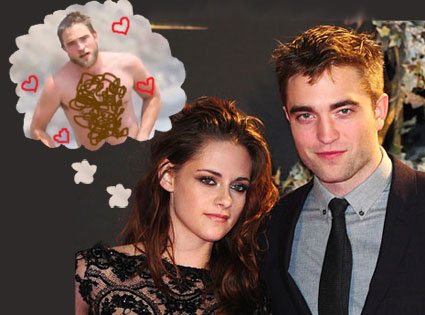 rob kristen chest hair