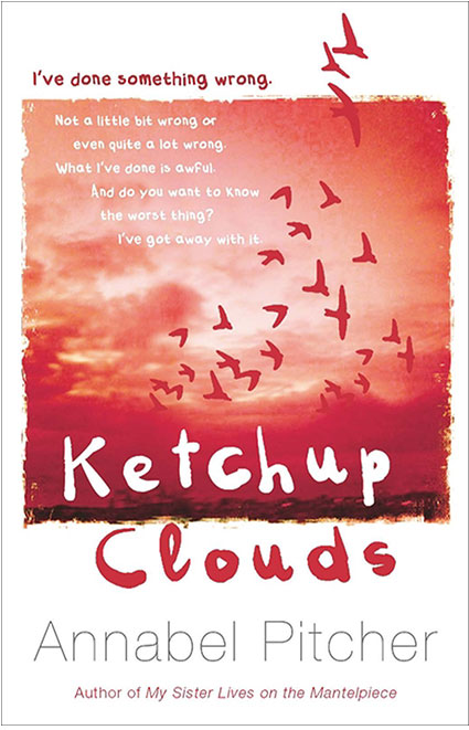 Exclusive interview with Ketchup Clouds author Annabel Pitcher