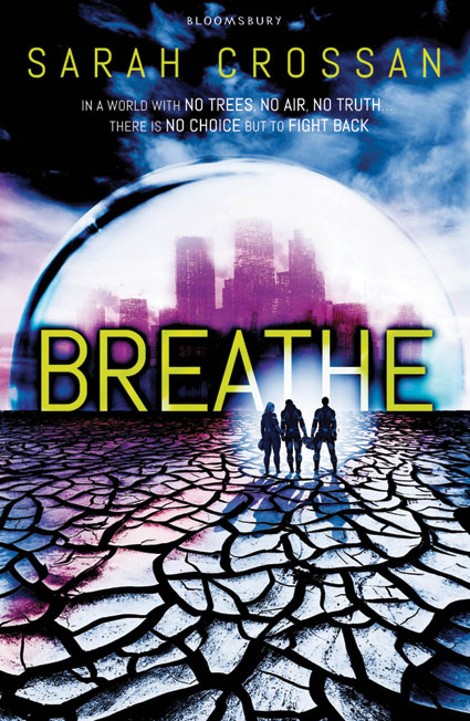 breathe sarah crossman