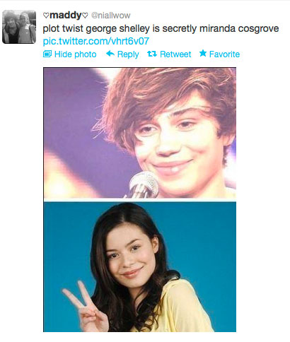Er miranda cosgrove dating harry styles