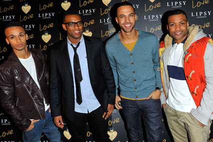jls london lipsy launch