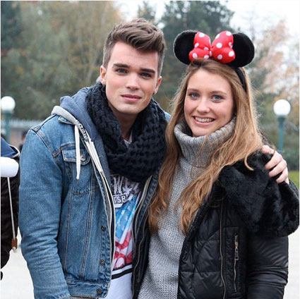 josh cuthbert and ella henderson the x factor